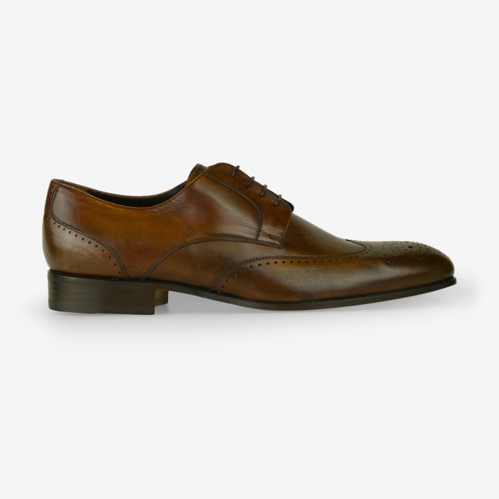 made in italy man shoes leather brown elegant bellesi