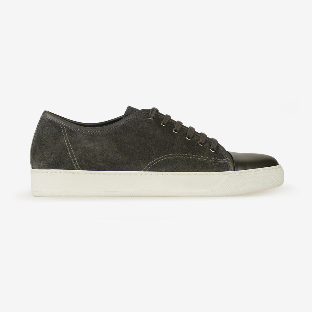 made in italy man sneakers shoes suede