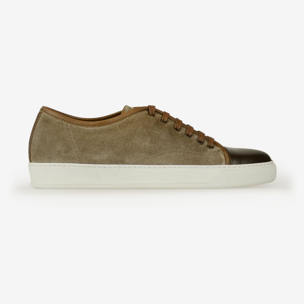 made in italy man shoes suede sneakers