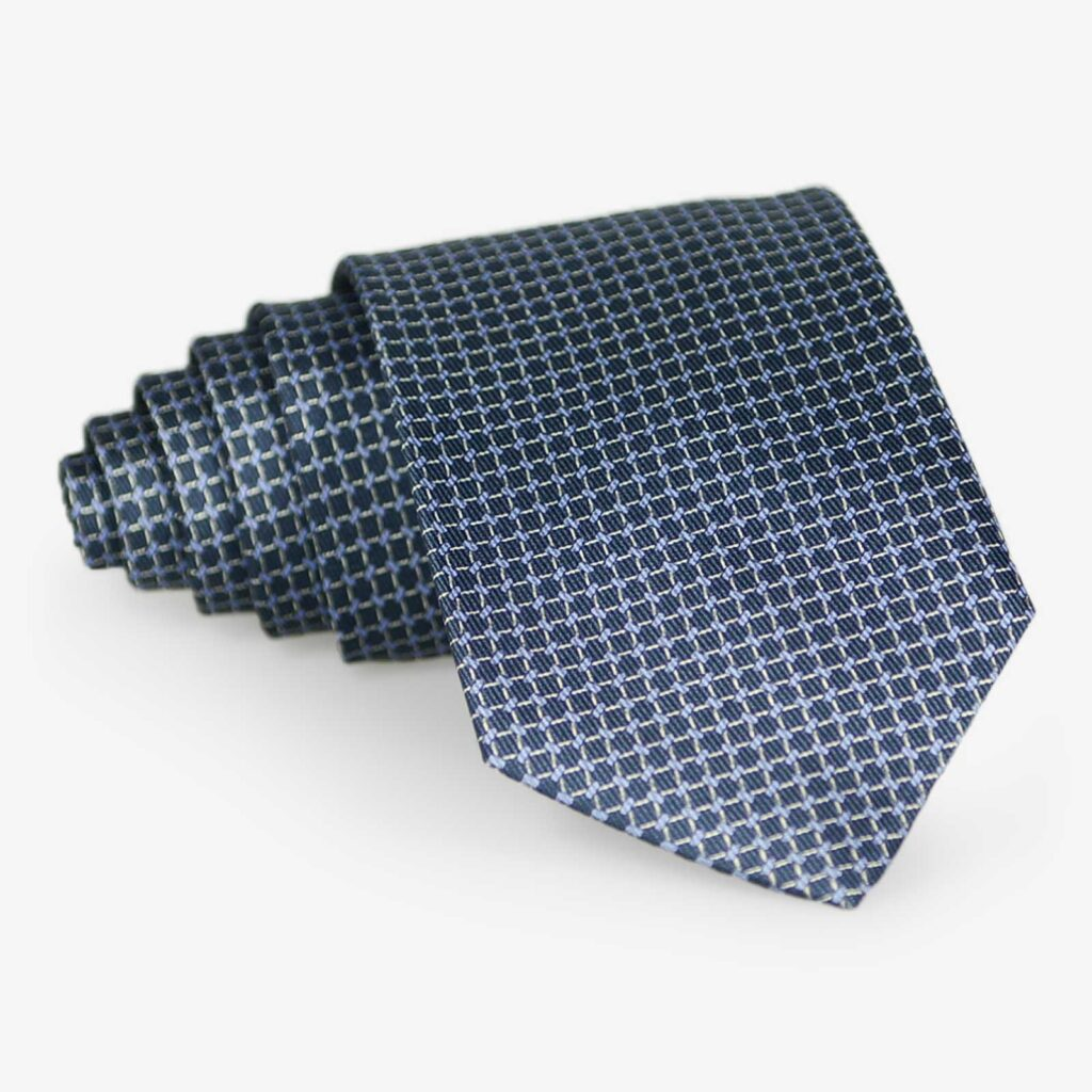 made in italy man tie silk