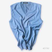 made in italy man waistcoat merino wool arcaini