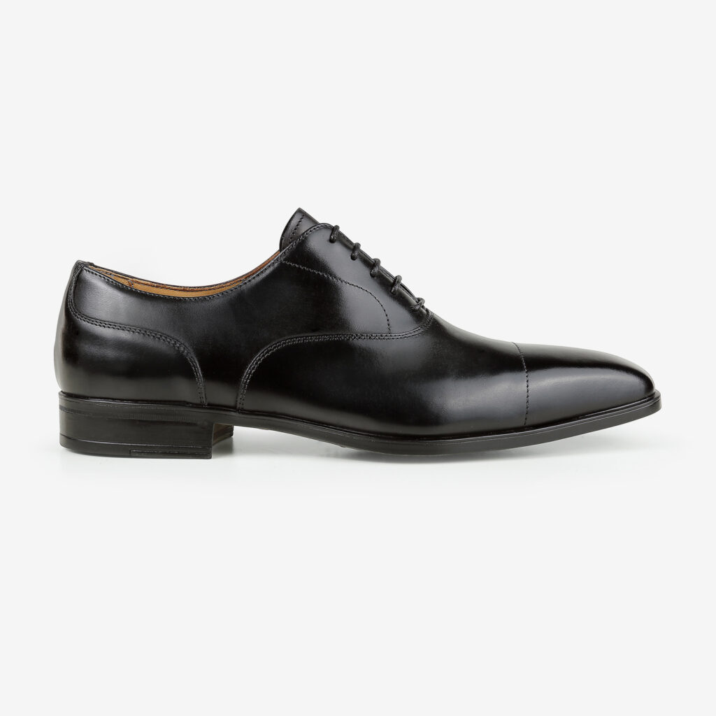 made in italy man shoes leather elegant black giorgio