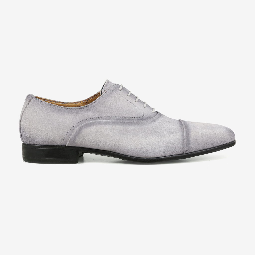 made in italy man shoes leather elegant grey giorgio