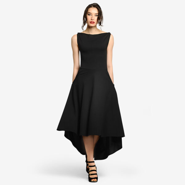 made in italy women transformable bloom dress