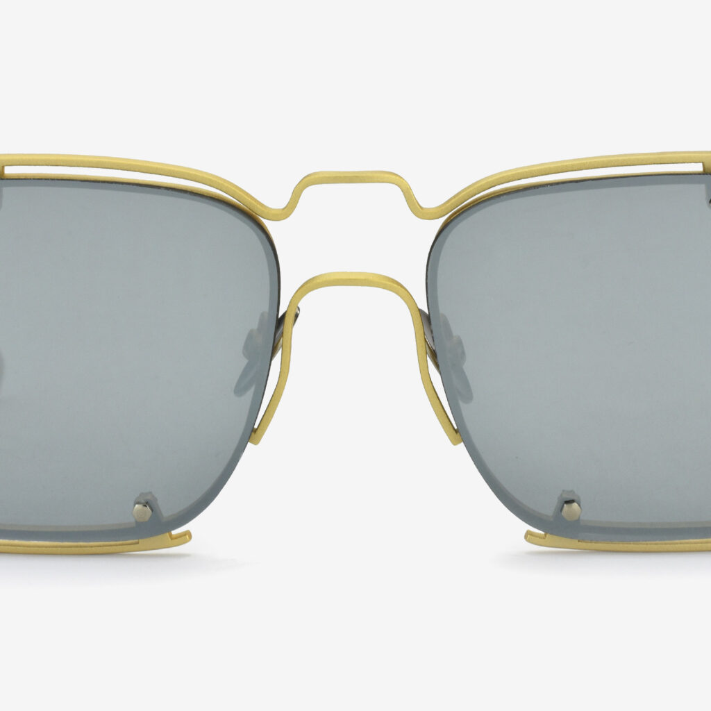 sunglasses glassing base peyote gold