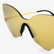sunglasses eyemask glassing gp 3 gold woman made in italy