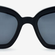 sunglasses glassing prismik brillante black woman man made in italy