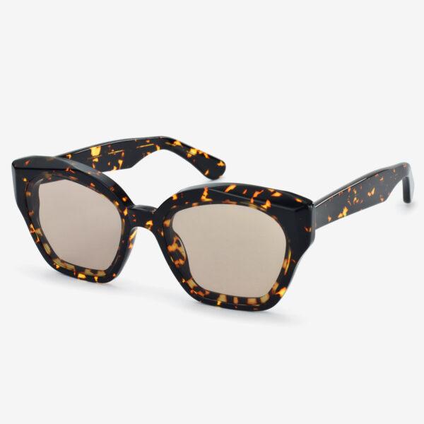sunglasses glassing prismik brillante havana woman man made in italy