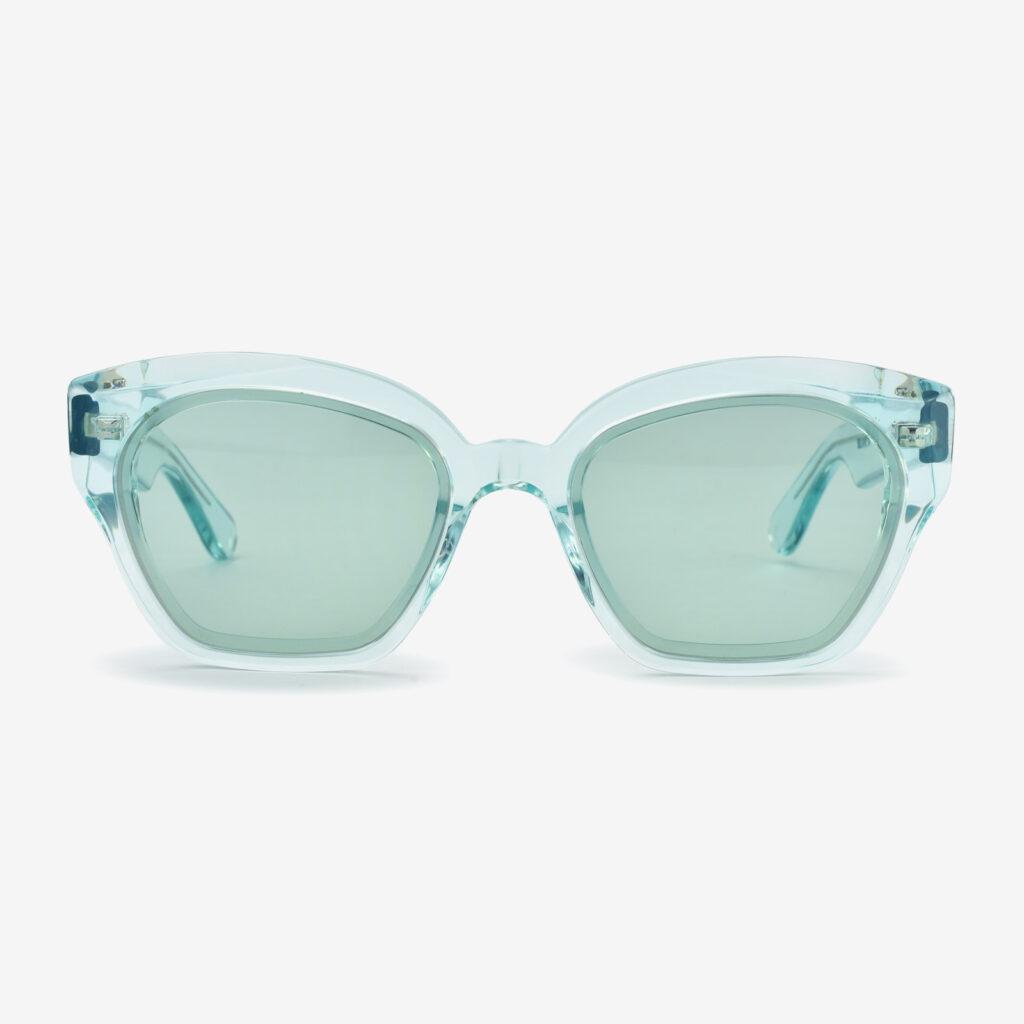 women's and men's sun glasses made in italy hunters glassing prismik brillante light sky