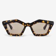 women's and men's sun glasses made in italy hunters glassing prismik smeraldo havana
